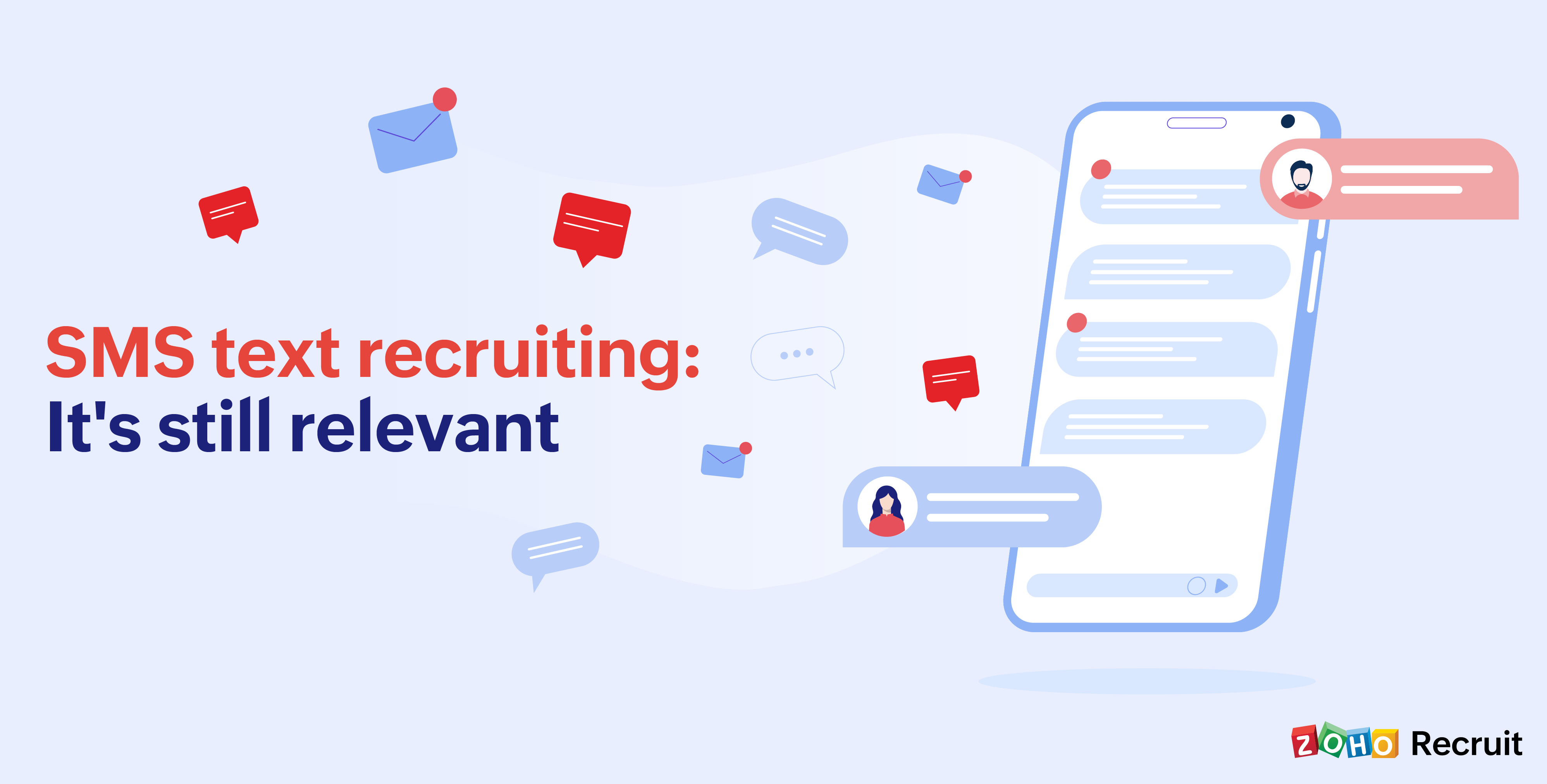 Why SMS texting should be an important part of your recruiting process