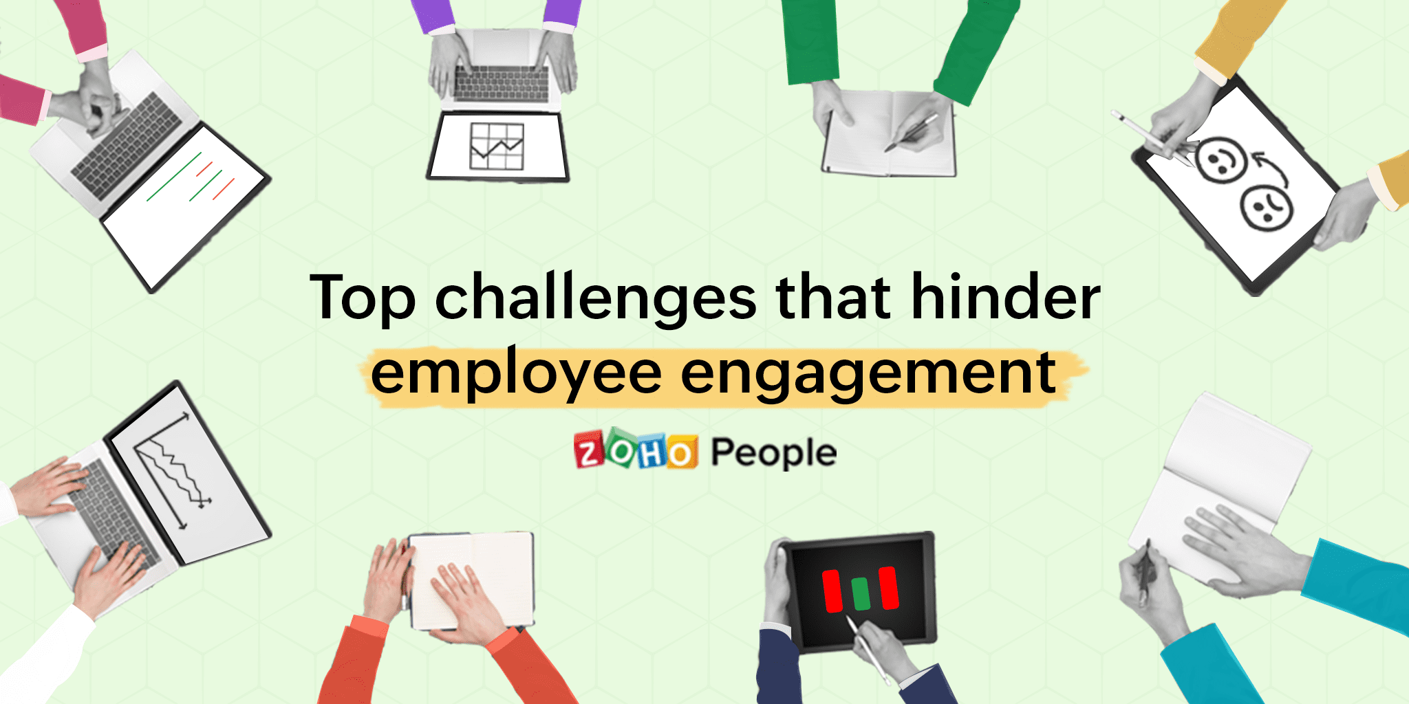 Top challenges that hinder employee engagement and tips to tackle them