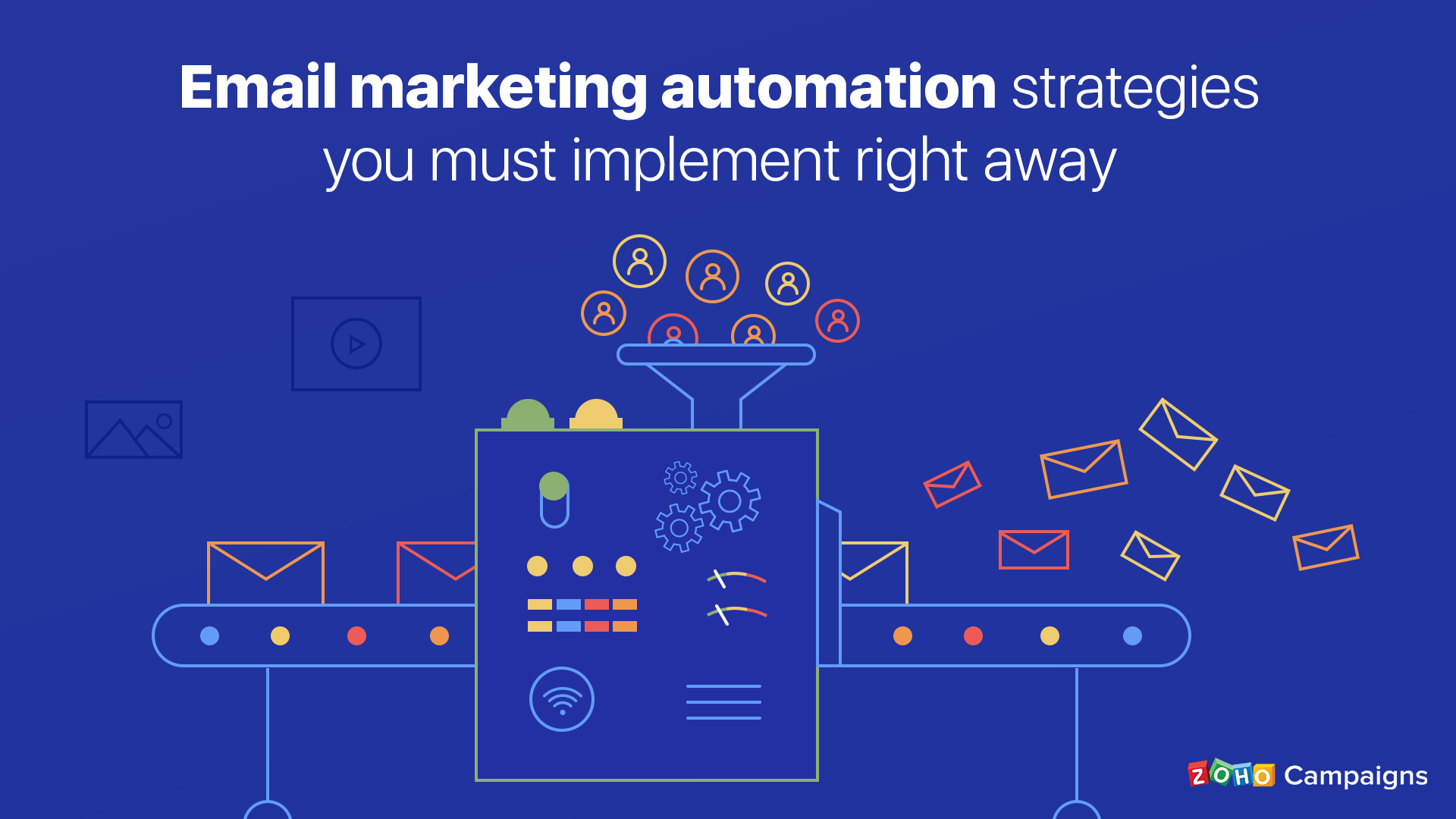 Email marketing automation strategies you must implement right away