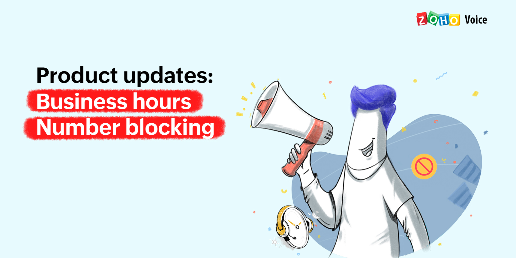 Configure business hours for your phone numbers and route calls accordingly
