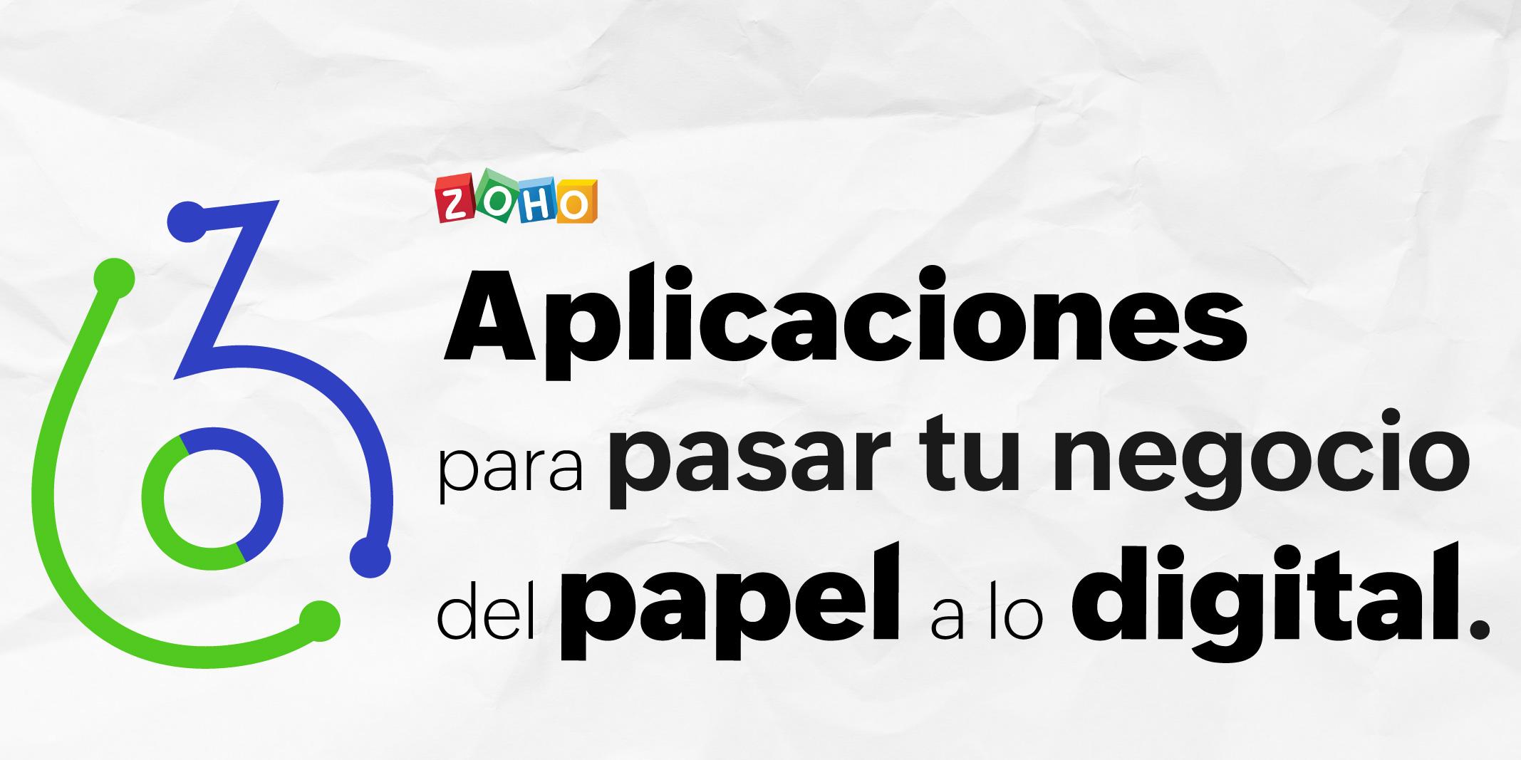 6 aplicaciones para pasar tu negocio del papel a lo digital