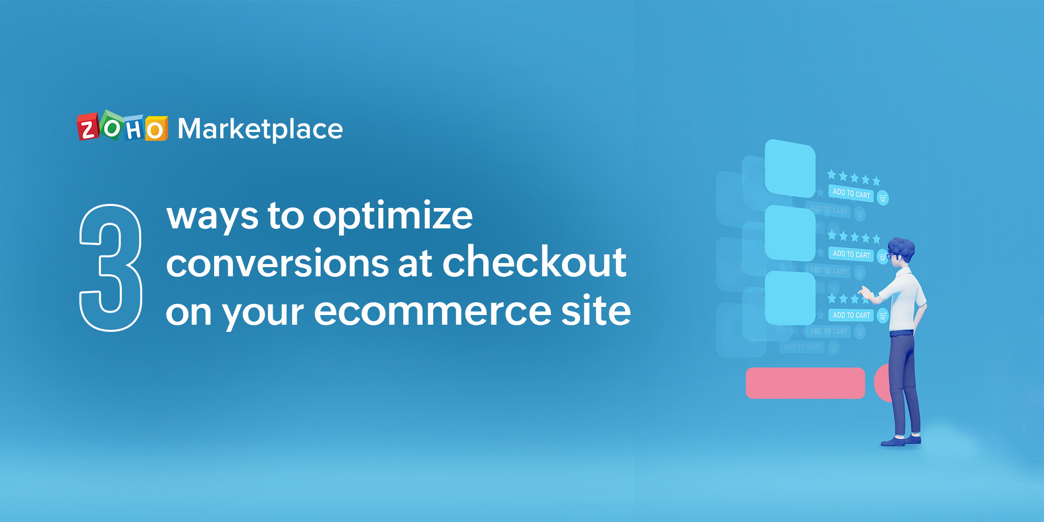 3 ways to optimize conversions at checkout on your ecommerce site
