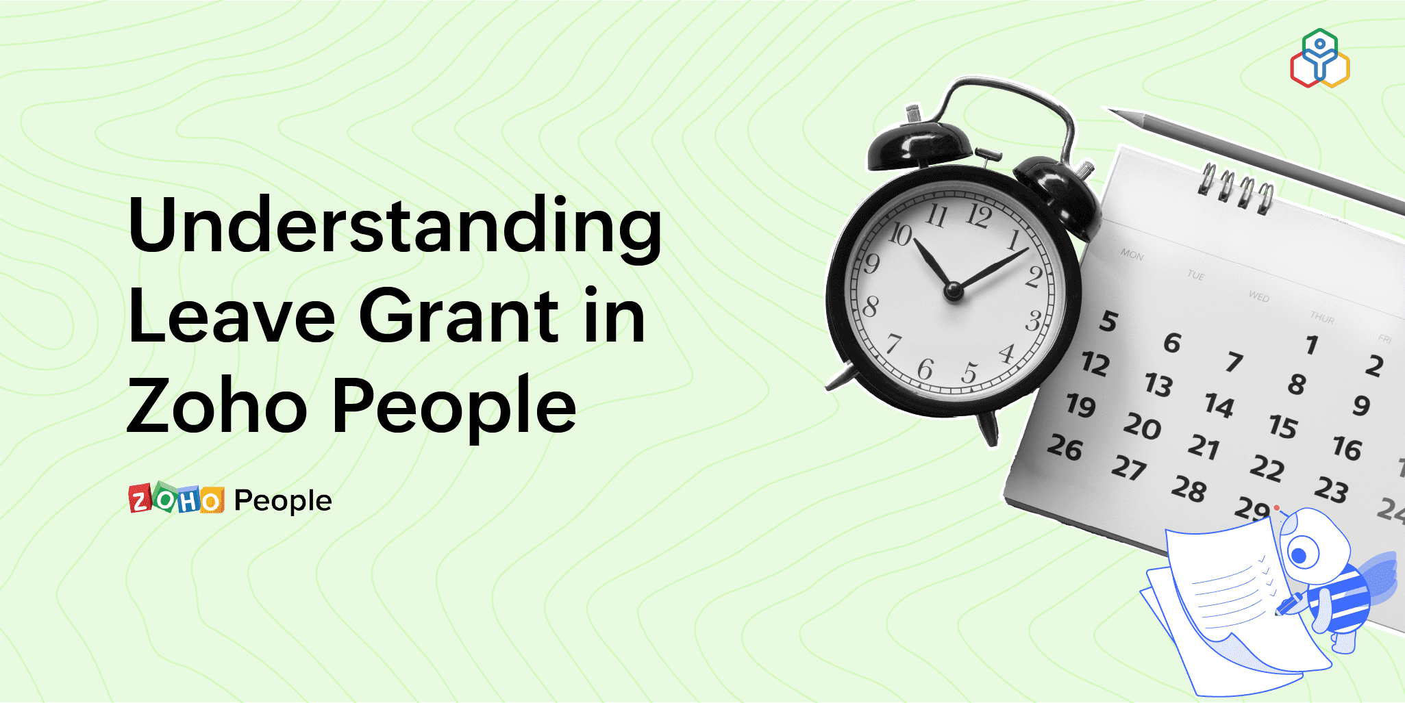 Leave Grant in Zoho People