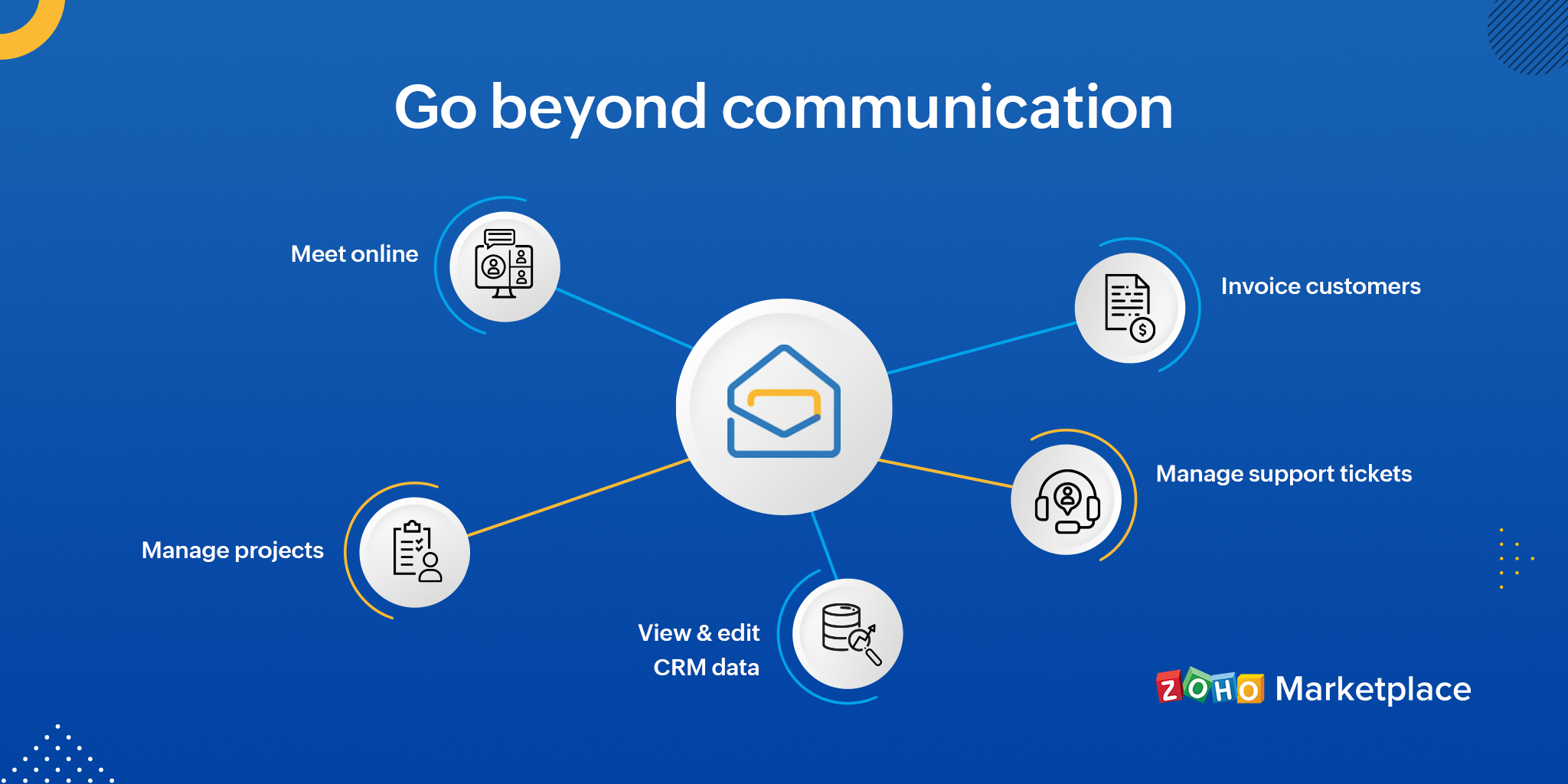 Beyond communication: Here are 5 other things you can do from your email