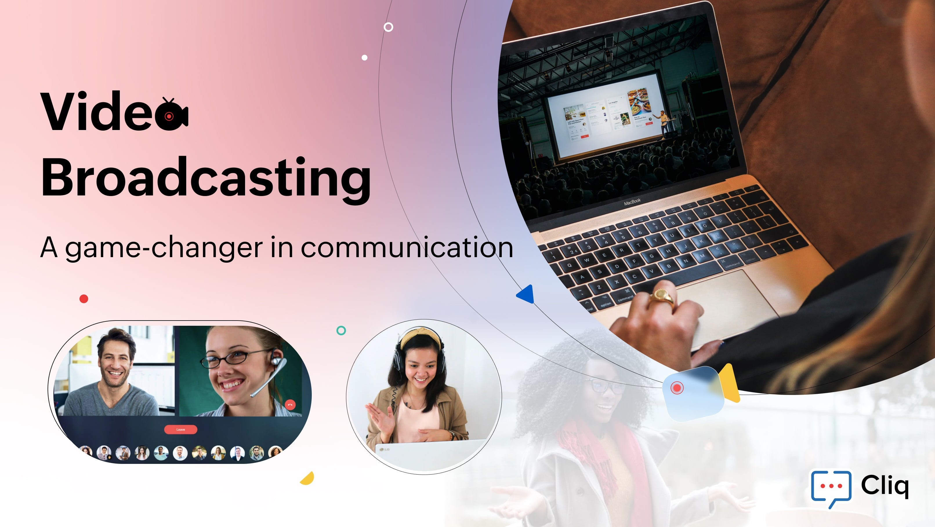 Video broadcasting: A game-changer in communication