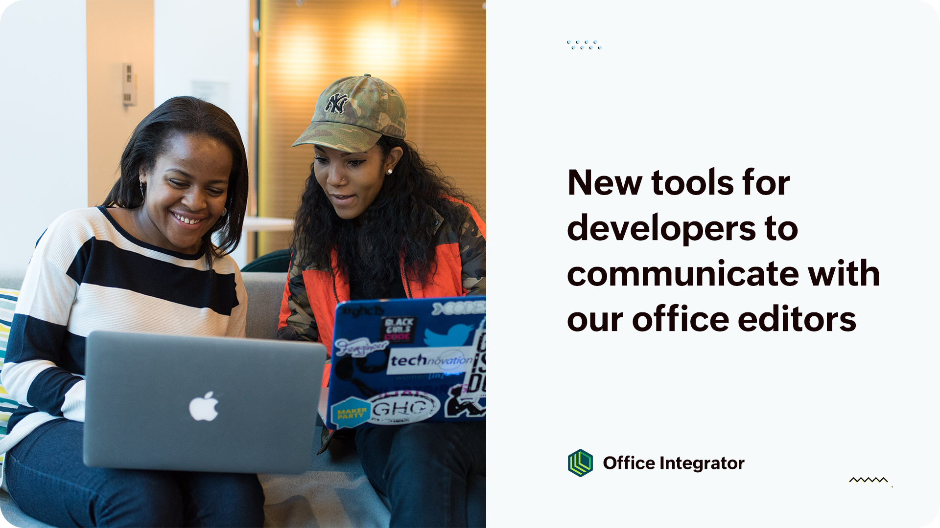 Introducing new ways for developers to control and communicate with our office editors