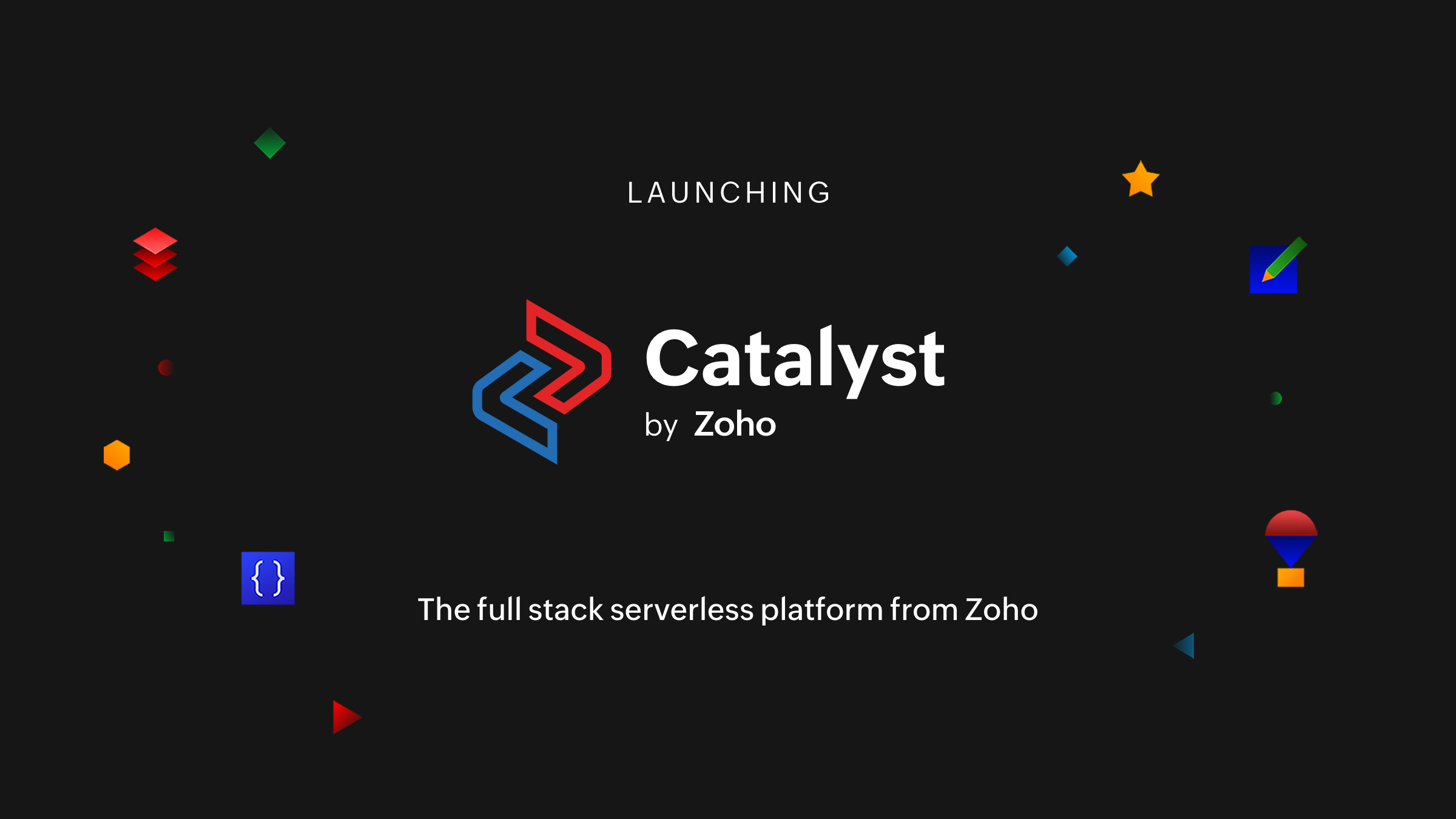 Catalyst launches today!