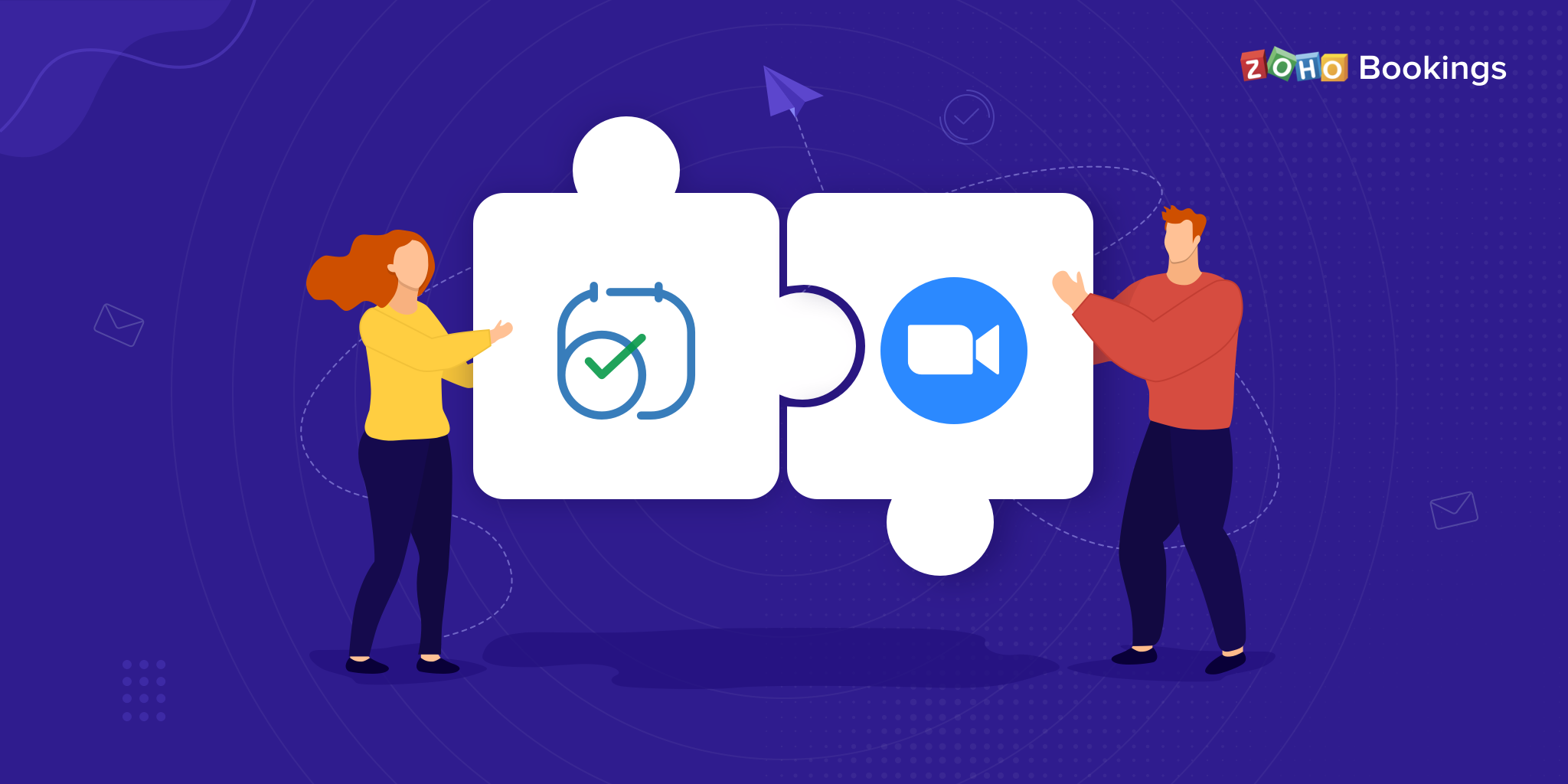 The much-awaited video conferencing integration with Zoom is now available.