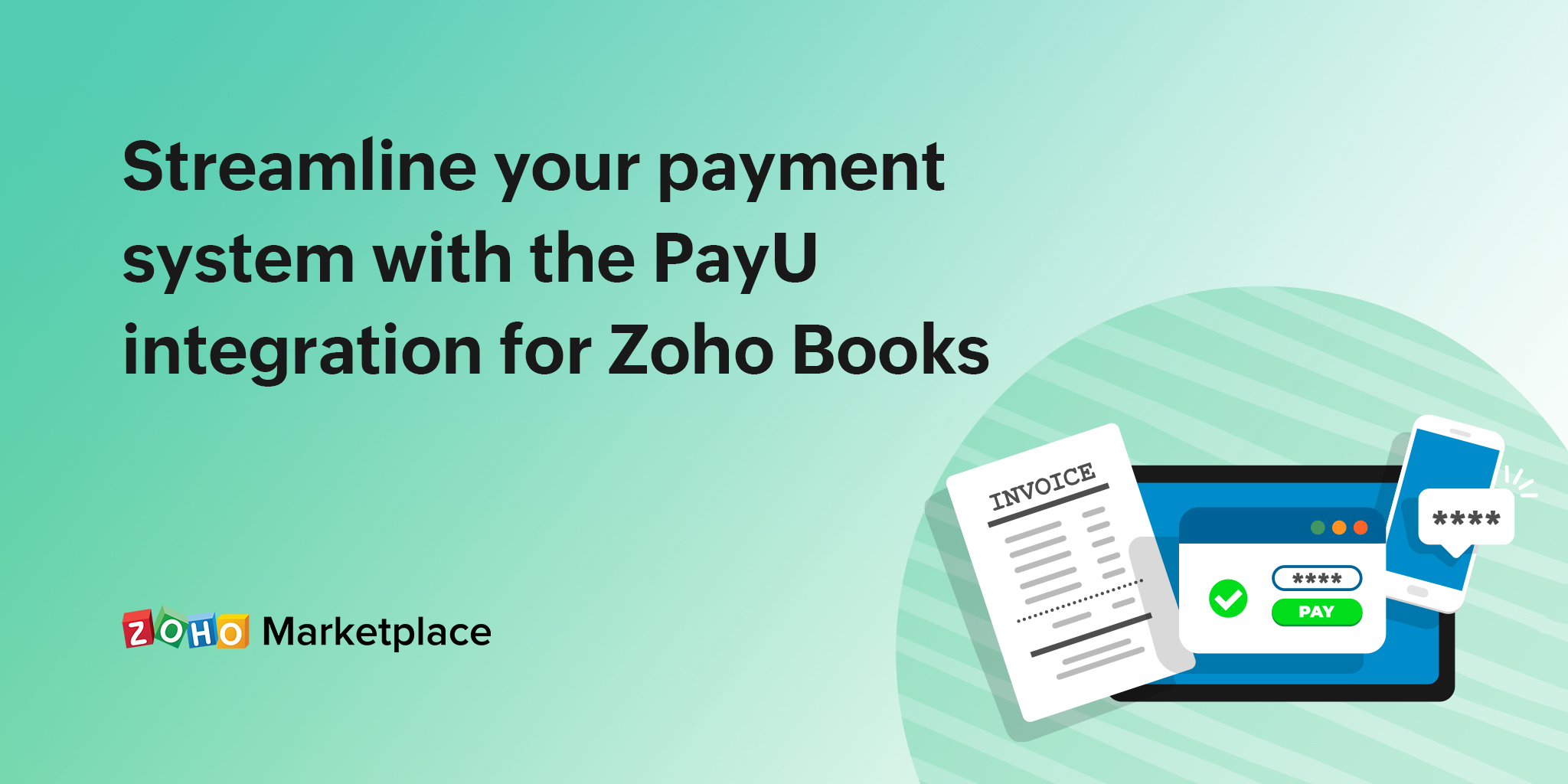 Simplify and streamline your payment system