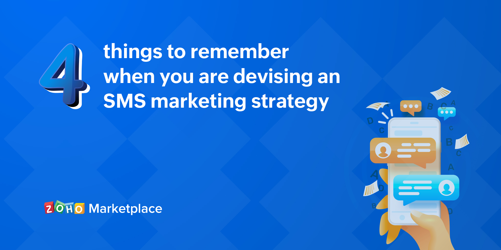 ProTips: 4 things to remember when you are devising an SMS marketing strategy