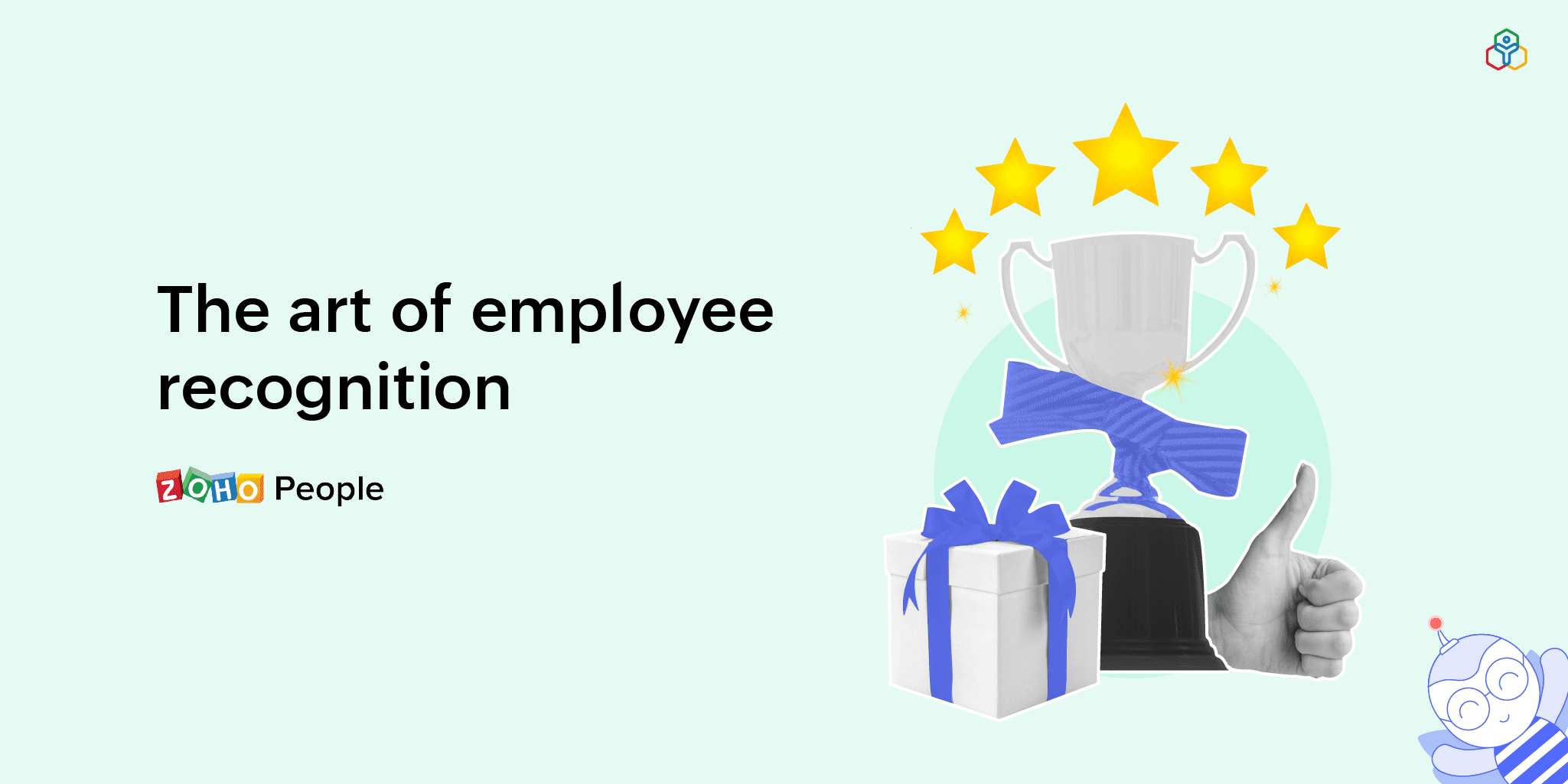 How to master the art of employee recognition