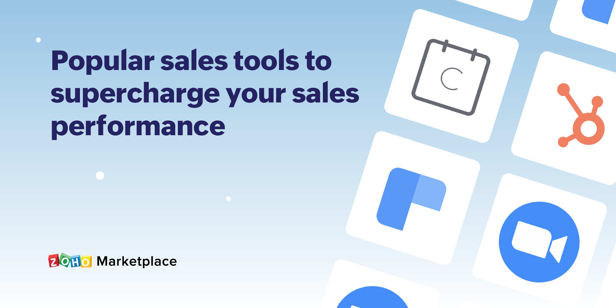 Sales series #1: Popular sales tools to supercharge your sales performance