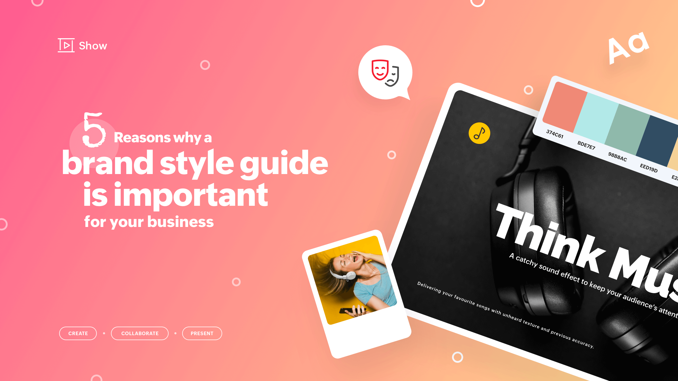 5 reasons why a brand style guide is important for your business